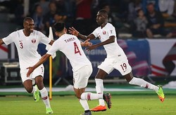 カタール代表FWアリがアジア杯の最多得点記録を更新…オーバーヘッドで通算9得点目マーク