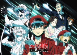 TVアニメ「はたらく細胞BLACK」、1月18日(月)に1時間スペシャルが放送決定!