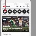 youtube アプリ explore 急上昇
