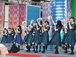 TIF2017に出演した欅坂46 クランクイン!
