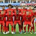 イエローカードを受けている選手を何人か抱えているベルギー代表【写真:Getty Images】