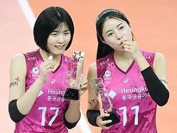 代表資格剥奪の韓国女子バレー双子姉妹に新たないじめ暴露「泥棒扱いにされた」「何回も殴られた」