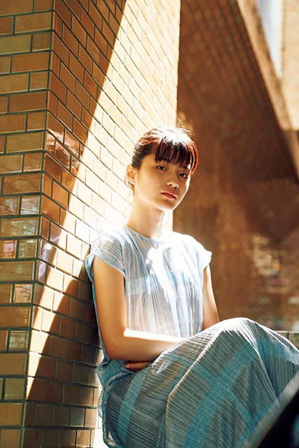 [画像] 映画『朝が来る』で母親となった中学生を演じる若き実力派女優・蒔田彩珠「自分の記憶が曖昧なくらい別人になっていました」