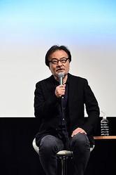 黒沢清監督(写真は9日に行われた会見で撮影)