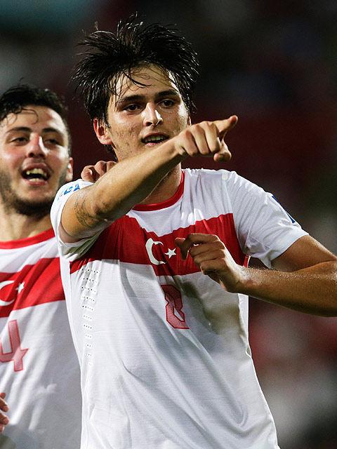 セルタ、トルコ代表期待の長身MFヨクシュル獲得!
