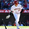 本塁打を放ったエンゼルス・大谷翔平【写真:Getty Images】