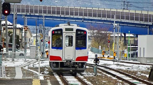 JR旧山田線の移管部分はお仕舞い【私鉄に乗ろう98】三陸鉄道リアス線 ...