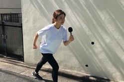 "Mステの並木万里菜アナ、『全力坂』に登場!""人力車バイト""で鍛えた脚力を披露"