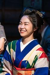 藤丸を演じる井上希美  - 画像提供:NHK