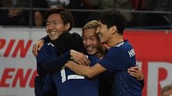 山中が続いた!日本代表、「デビュー戦で即ゴール」を記録した現役5選手