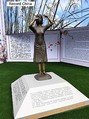 10日、台湾・中時電子報は、台南市に設置された慰安婦銅像に日本人が蹴りを入れたことに対し、像設置を主導した謝龍介市議が厳正に抗議したと報じた。写真は台南の慰安婦像。