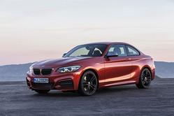 BMW、新型「2シリーズ クーペ/カブリオレ」「M2クーペ」発売