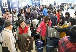外国人の激増に医療現場は対応しきれていない 時事通信フォト