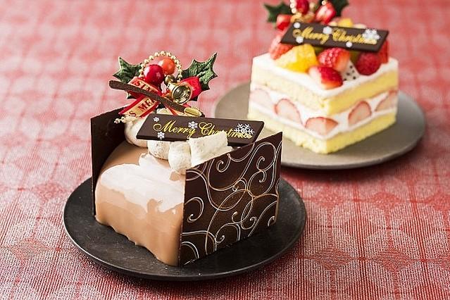 [画像] パティシエ特製 選べるクリスマスケーキ付きプラン