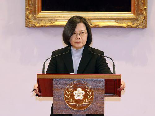 蔡英文総統 台湾の一国二制度受け入れは「あり得ない」 - ライブドアニュース