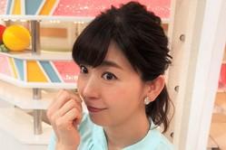 松尾由美子アナが、指先の匂いを嗅ぐ理由「きのう、実家から…」