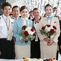 大韓航空の制服デザインは「性の商品化」乗務員が国政監査で語る