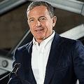 米ウォルト・ディズニー・カンパニーのボブ・アイガー最高経営責任者(CEO)(2017年9月27日撮影、資料写真)。(c)VALERIE MACON / AFP