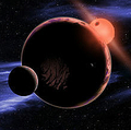 温暖な地表と水がある可能性 12.5光年先に「地球に似た環境の惑星」