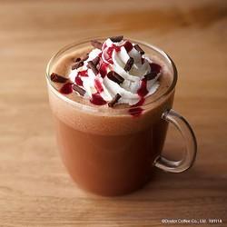 冬にぴったり!エクセルシオールカフェの新作ドリンクは「ココア×フランボワーズ」