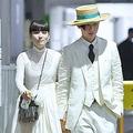 松田優作の次男に千代の富士の次女というビッグカップル。二次会は渋谷のクラブで開催され朝まで続いた