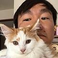 愛猫家としても知られる、かまいたち・山内健司さん