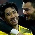 香川真司らブンデスの日本人選手が同僚に日本語指導 ファンも反響
