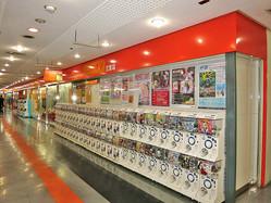 神戸市中心部の商業施設内にあった「コミックとらのあな三宮店」。 2001年に開店した店舗であったが、コロナ禍のなか今年6月に閉店してしまった。