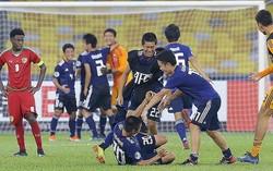 オマーンを破り、U-17ワールドカップ出場権を獲得したU-16日本代表。一発勝負はやはり一筋縄ではいかなかった。写真:佐藤博之