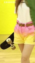 今年の夏はカラフル☆「タイダイショートパンツ」で気分を高めよう!