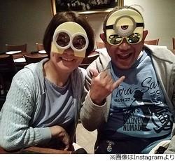 笑福亭鶴瓶、妻との仲良しショットに反響