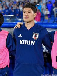 2度目のW杯メンバー選出となったDF酒井宏樹(マルセイユ)