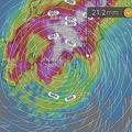 無料で高性能な台風予測アプリ・サイト「Windy」「SuperWeather」