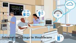 ヘルスケア業界に潜む、IoT活用の可能性と課題