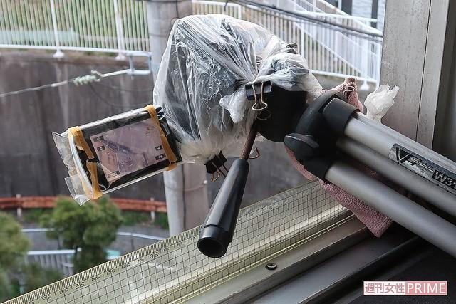 [画像] ハトを毒殺した准教授が、自宅に設置した「監視カメラ」で見ていたもの