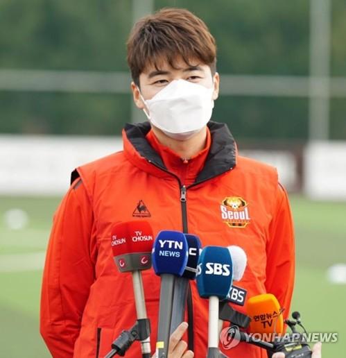 [画像] サッカー元韓国代表が小学時代にわいせつ行為強要? 本人は否定