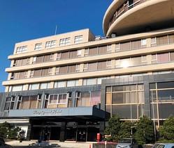 萩グランドホテル天空(帝国データバンク撮影)