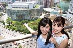 テレ朝夏祭りでは、抽選で1万組2万人に「サマパス」をプレゼント!!/(C)テレビ朝日