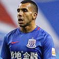 中国でわずか2ゴールのテベスが帰国…ファンが激怒か