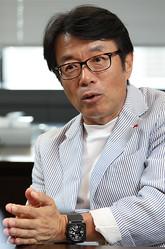 トリドールホールディングスの創業者・粟田貴也社長