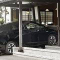 喫茶店に乗用車が突っ込み客9人負傷か 運転していた75歳の男を逮捕
