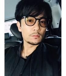 移動中の自撮り写真を公開した稲垣吾郎