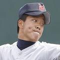 横浜高校時代の柳の球速は130キロちょっとだったが…(C)日刊ゲンダイ
