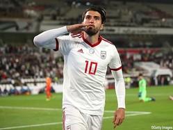 準決勝の相手はイランに決まった