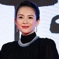 チャン・ツィイー、第32回東京国際映画祭オープニングセレモニーにて(https://ja.wikipedia.org/wiki/章子怡)