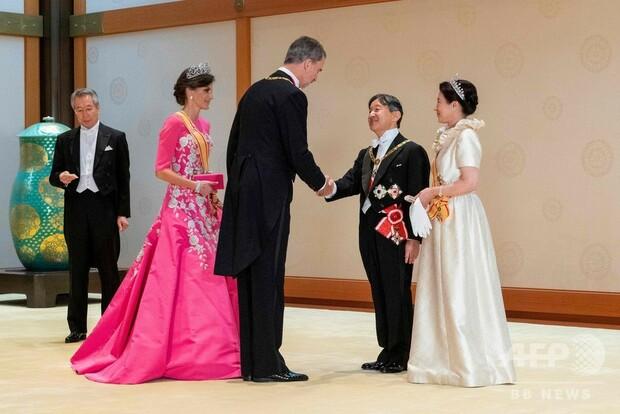 画像】「饗宴の儀」 天皇陛下即位の祝宴に世界から賓客