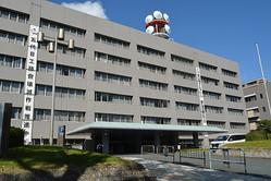 福岡県警本部=福岡市博多区