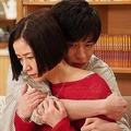 原田知世、田中圭/「あなたの番です」第5話より(C)日本テレビ