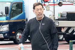 清原和博(撮影・末松友幸)