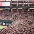 「タカガールデー」の女性入場者数が過去最多3万950人を記録【写真:福谷佑介】